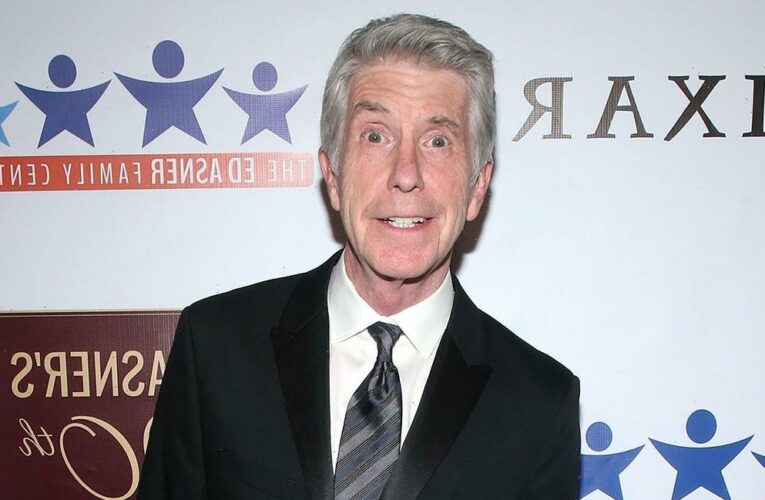 'Another Tease'! Tom Bergeron Says He's Not Hosting 'DWTS' Again