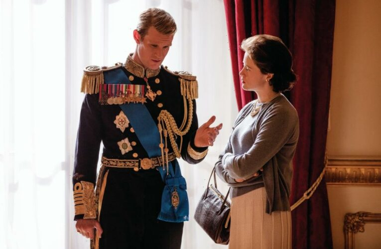 'The Crown' Actors Who Played Prince Philip Send Condolences To Royal Family
