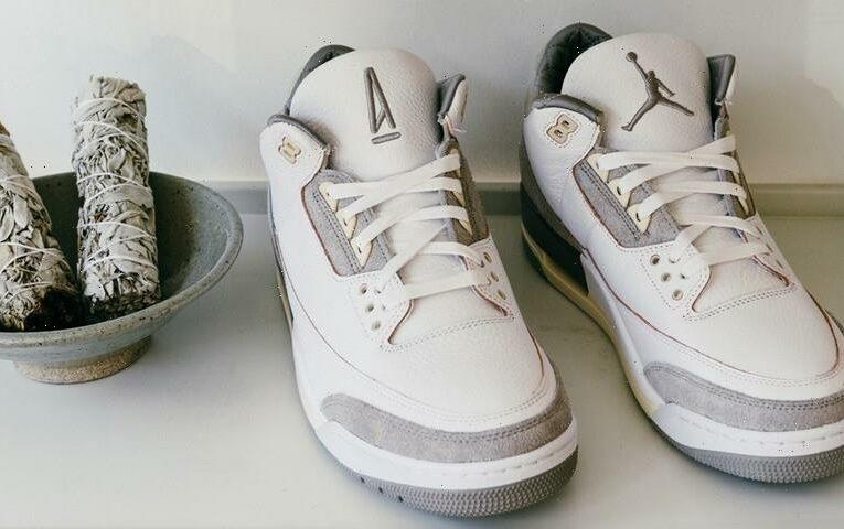 """A Ma Maniére's Gender-Defying Air Jordan 3 """"Raised By Women"""" Leads This Week's Best Footwear Drops"""