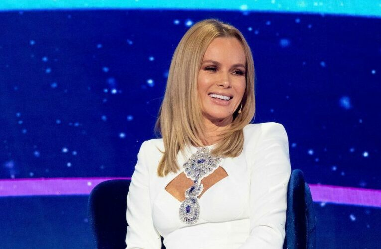 Amanda Holden sends I Can See Your Voice viewers into meltdown in racy minidress