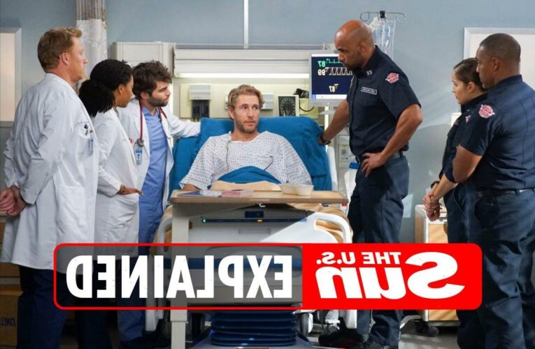 Are Station 19 and Grey's Anatomy connected?