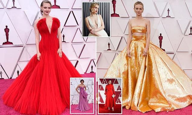 BAZ BAMIGBOYE: Glittering night for Carey Mulligan and the Oscar Brits