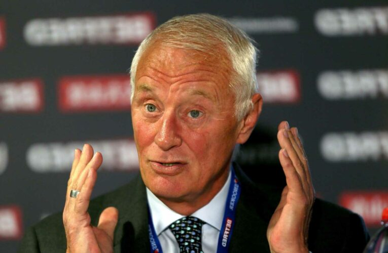 Barry Hearn steps down as Matchroom Sport boss after almost 40 years with son Eddie replacing legendary promoter
