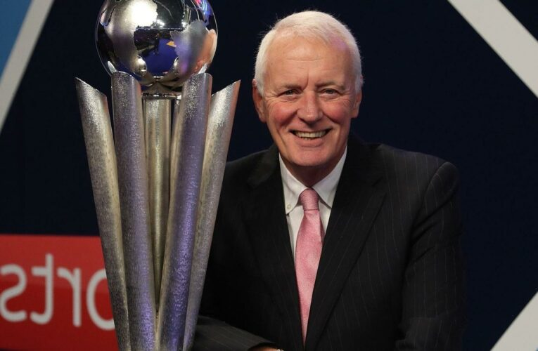 Barry Hearn steps down as Matchroom Sport chairman, with Eddie Hearn elevated to role as Group Chairman