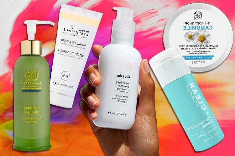 Best Cleansers 2021 The Sun UK