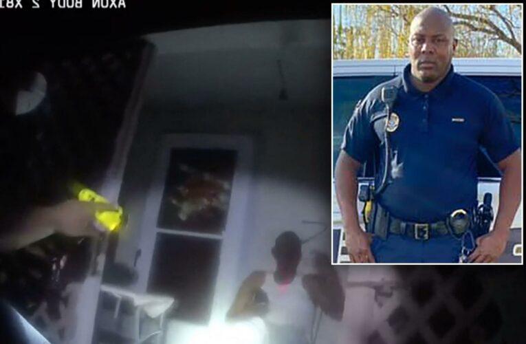 Bodycam captures Louisiana cop tasing handcuffed 67-year-old man