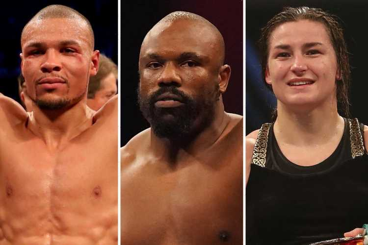 Boxing: Get £140 free bets for Dereck Chisora vs Joseph Parker, Chris Eubank Jr and Katie Taylor fights