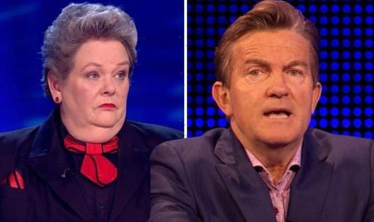 Bradley Walsh says he 'had to move' house to avoid The Chase's Anne Hegerty 'Terrifying!'
