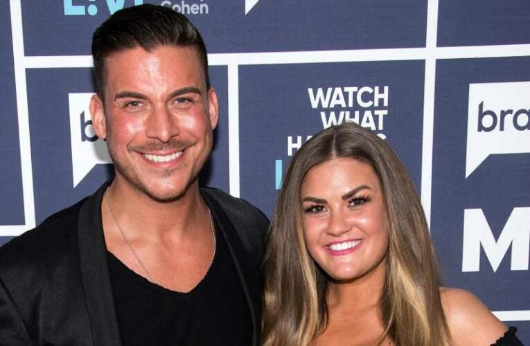 Brittany Cartwright Calls Jax Taylor a 'DILF' as He Carries New Baby