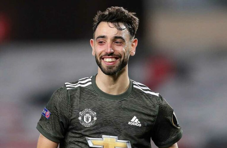 Bruno Fernandes reveals dream to manage Man Utd after hanging up his boots as he opens up on future