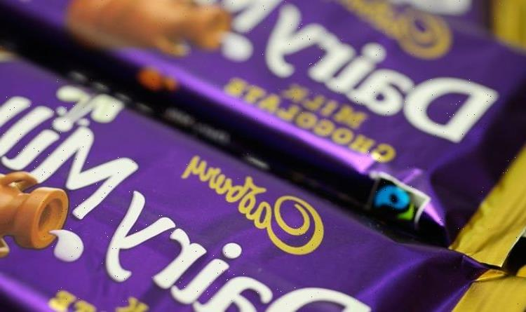 Cadbury chocolate hamper offer on sale for just £3 – including Dairy Milk bars