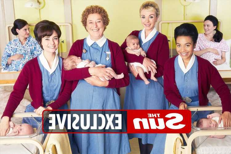 Call The Midwife to have at least THREE more series – taking it to 1969