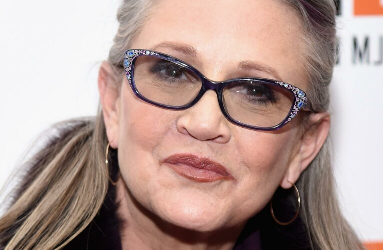 Carrie Fisher Had Regrets About Her Biggest Movie Role. Here's Why