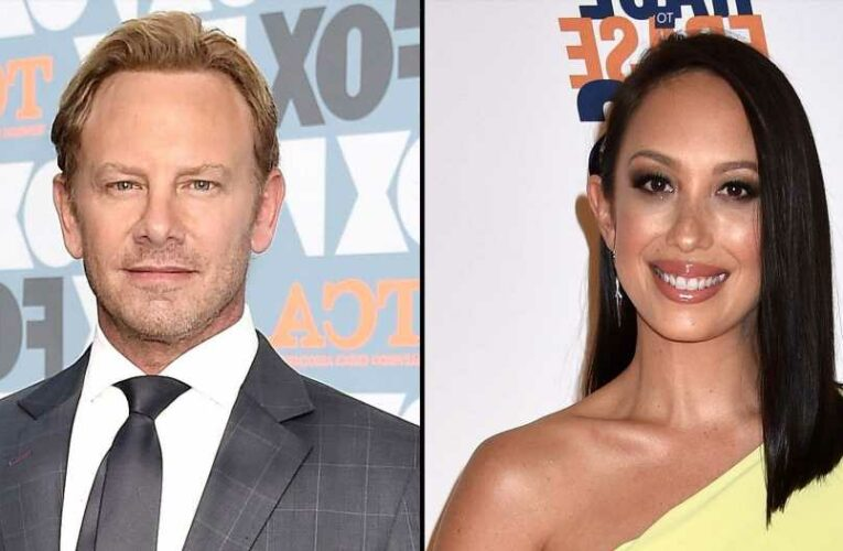 Cheryl Burke Reflects on 'Nasty' Comments About Ian Ziering: 'It Haunts Me'