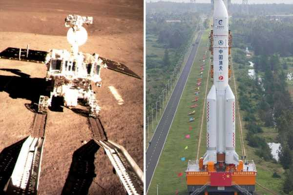 China militarizing space by building 'destructive missiles & lasers' to 'blind US spacecraft sensors,' intel report says