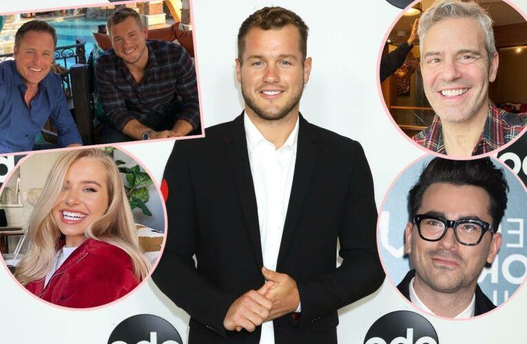 Chris Harrison, Bachelor Producers, & And Even Some Exes React To Colton Underwood Coming Out!