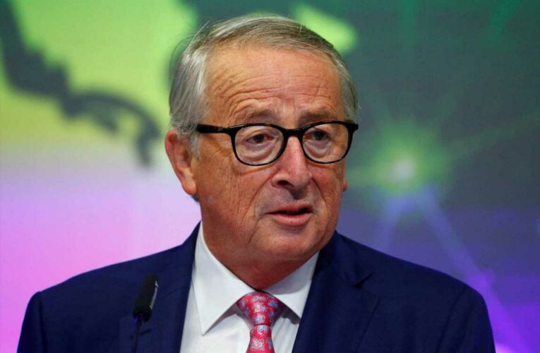 Claiming he could have prevented Brexit is joker Juncker's best gag yet