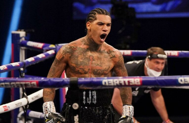 Conor Benn destroys Samuel Vargas inside one round with explosive knockout
