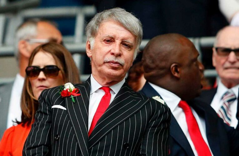 Cowardly, greedy Arsenal owner Stan Kroenke has crossed final line and should at least front up to fans if he won't go