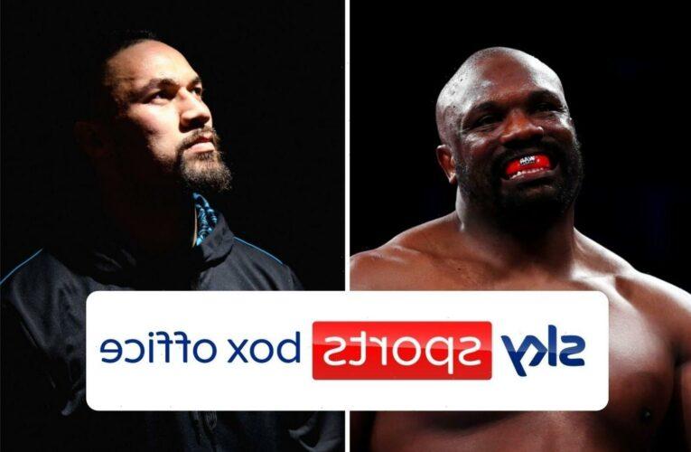 Derek Chisora vs Joseph Parker: Date, UK start time, undercard, TV channel and live stream info for heavyweight fight