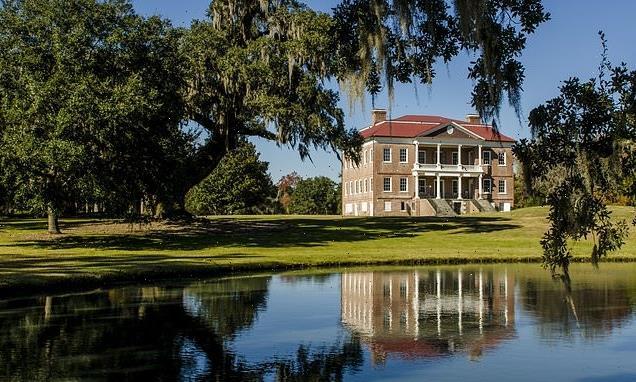 Discovering the legendary plantations of South Carolina