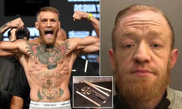 Drug dealer, 34, who tried to impersonate Conor McGregor is jailed