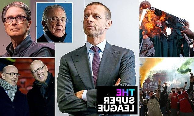 EXCLUSIVE: Aleksander Ceferin says 'Dirty Dozen' WILL be punished