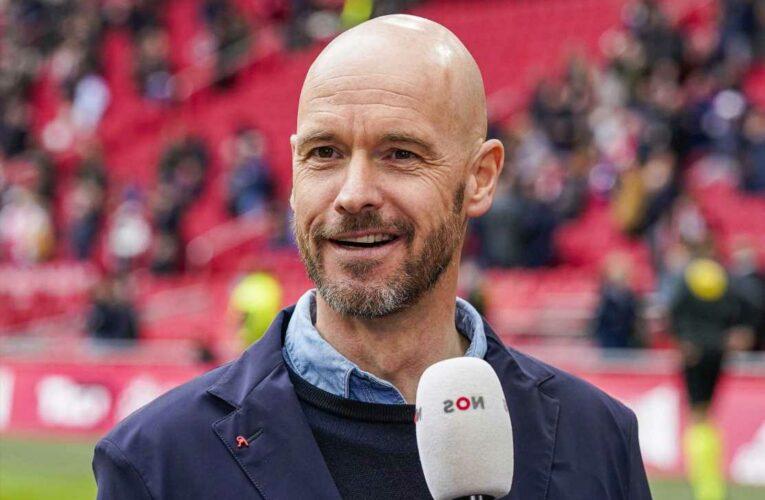 Erik ten Hag joins Brendan Rodgers in Tottenham manager race with Julian Nagelsmann in Bayern Munich talks