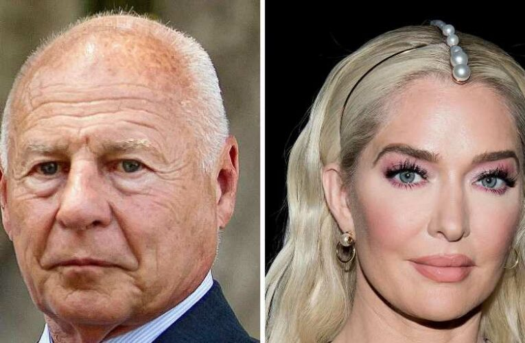 Erika Jayne Breaks Silence on Tom Girardi Legal Drama in 'RHOBH' Trailer