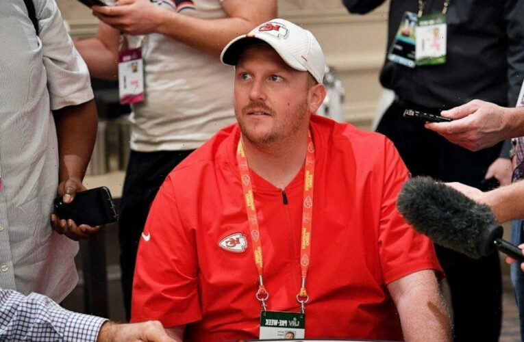 Ex-Chiefs assistant coach Britt Reid charged in crash that injured 5-year-old girl