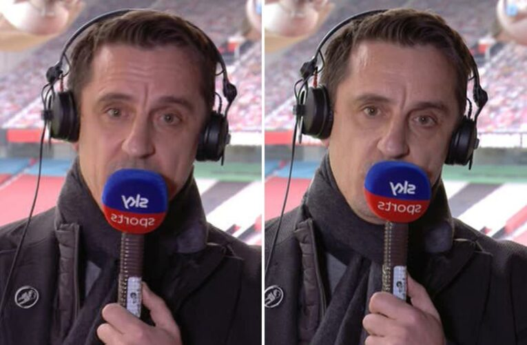 Gary Neville wants 'criminal' Man Utd, Liverpool and Arsenal to be RELEGATED and have titles stripped amid breakway plot