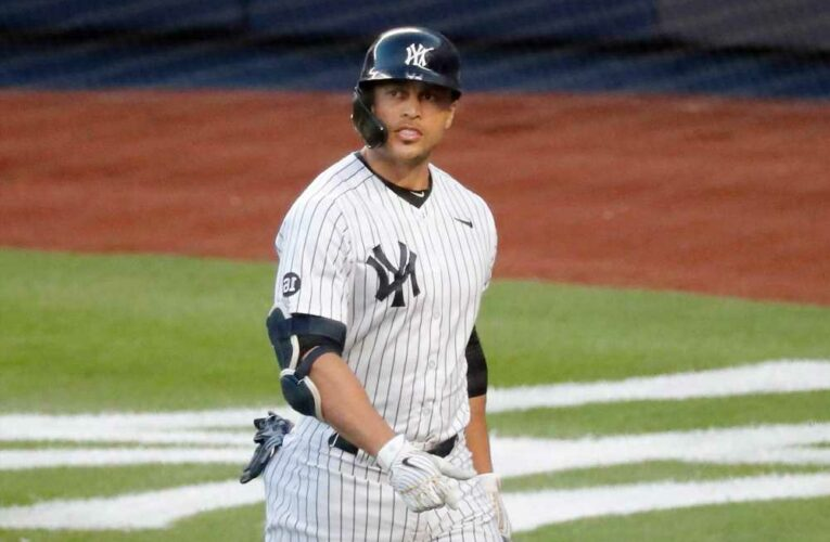 Giancarlo Stanton's missing power exemplifies Yankees' struggles