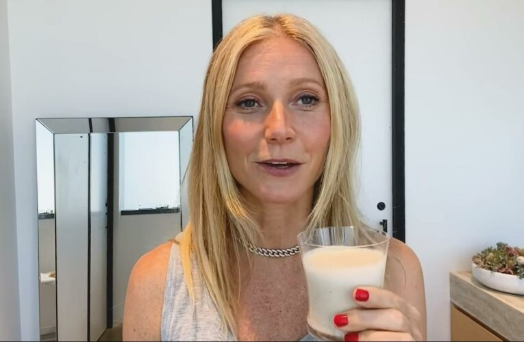 Gwyneth Paltrow's skincare routine uses about $900 worth of special products