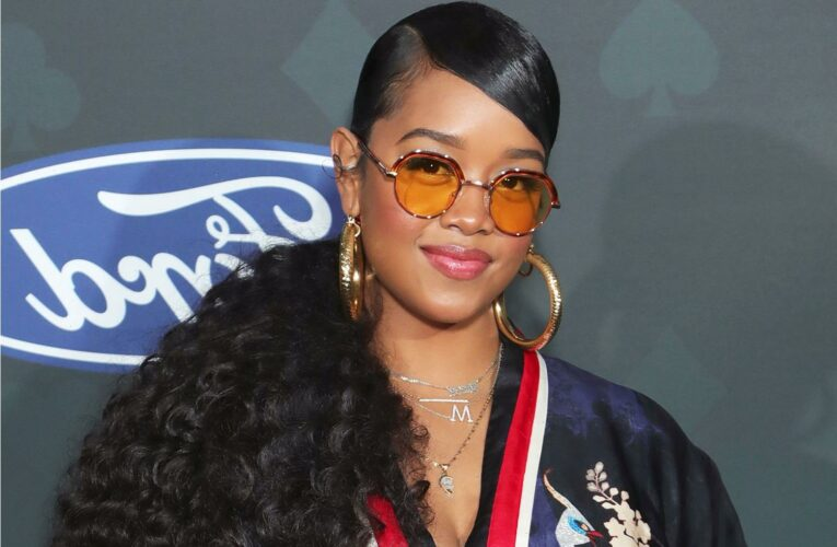 H.E.R. Reveals She Was a Published Poet and Sang at the Apollo Theater Before the Age of 10