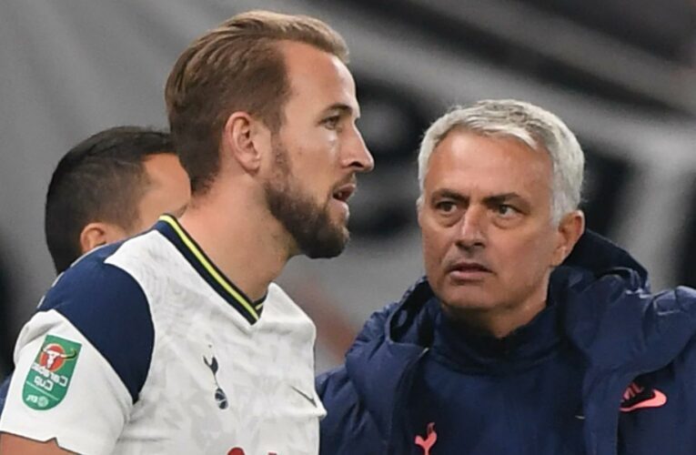 Harry Kane reveals shock at Jose Mourinho sacking and only found out five minutes before Tottenham swung axe