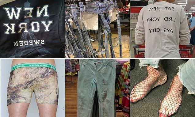 Hilarious social media snaps capture VERY bizarre style choices