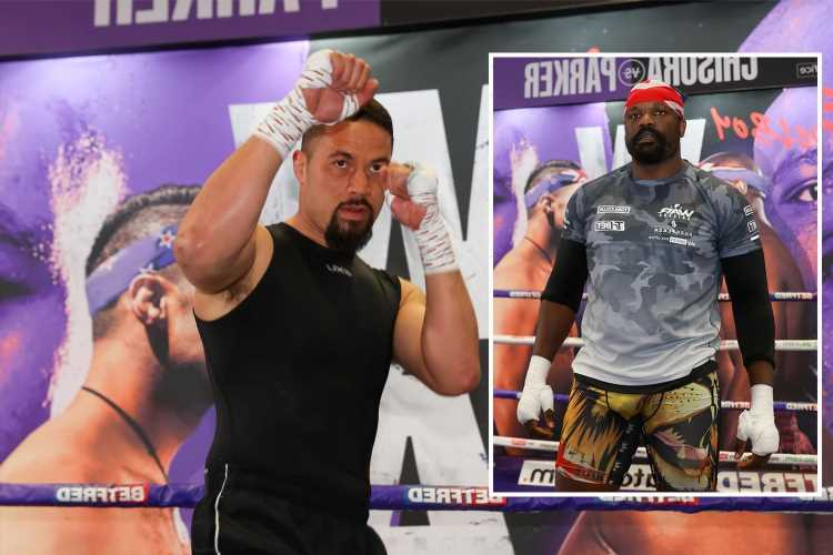 How Tyson Fury set Joseph Parker up with one of his top three coaches Andy Lee to help send Chisora into retirement