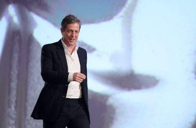 Hugh Grant: Fans Are Losing It Over the 'Love Actually' Star's Middle Name