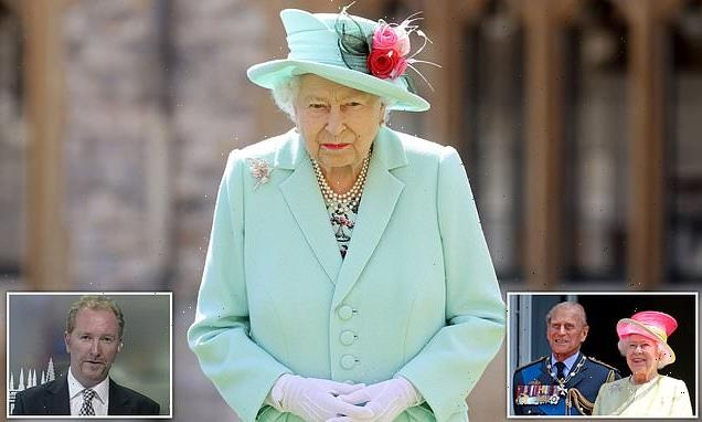 IAN LLOYD: Queen's tenacity and inner strength will carry her through