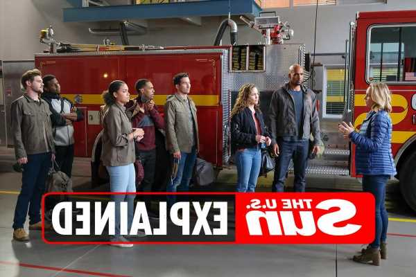Is Station 19 a real fire station?