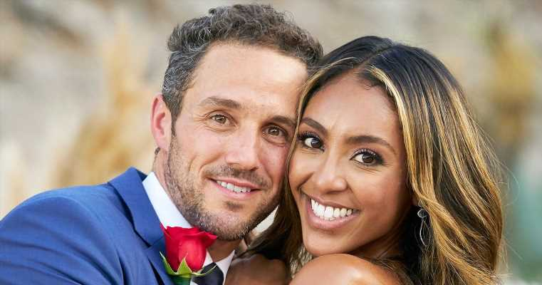 It's Official! Zac Clark Reveals He and Tayshia Started Wedding Planning