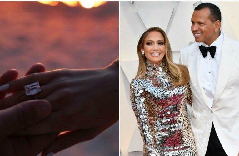 J.Lo Reportedly Hasn't Returned $1.8 Million Engagement Ring to A-Rod Just Yet