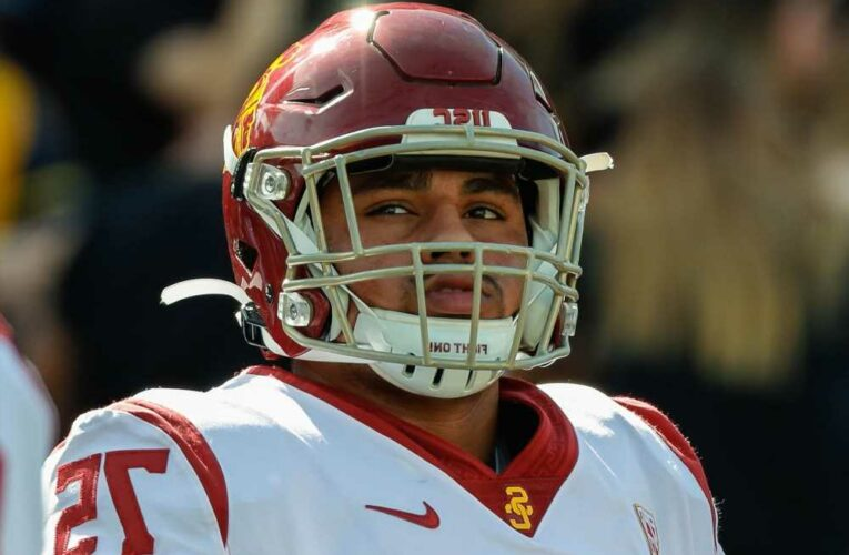 Jets could hit 'home run' at No. 23 with Alijah Vera-Tucker: NFL Draft expert