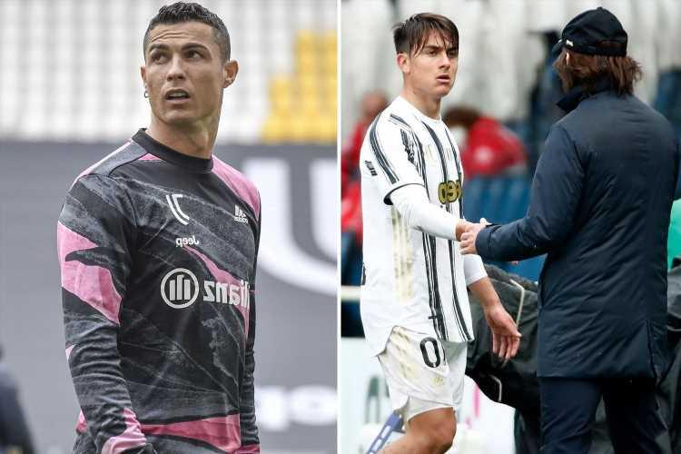 Juventus' hopes of Serie A Champions League spot hit by 1-0 loss at Atalanta as Old Lady feel loss of Cristiano Ronaldo