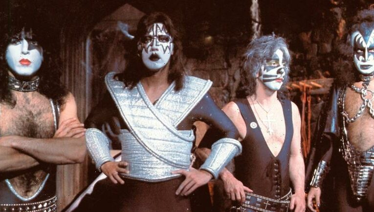 KISS Biopic 'Shout It Out Loud' Headed to Netflix