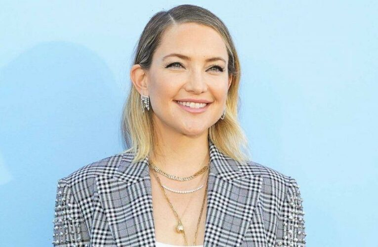 Kate Hudson shares video of 2-year-old daughter singing her 'Happy Birthday'