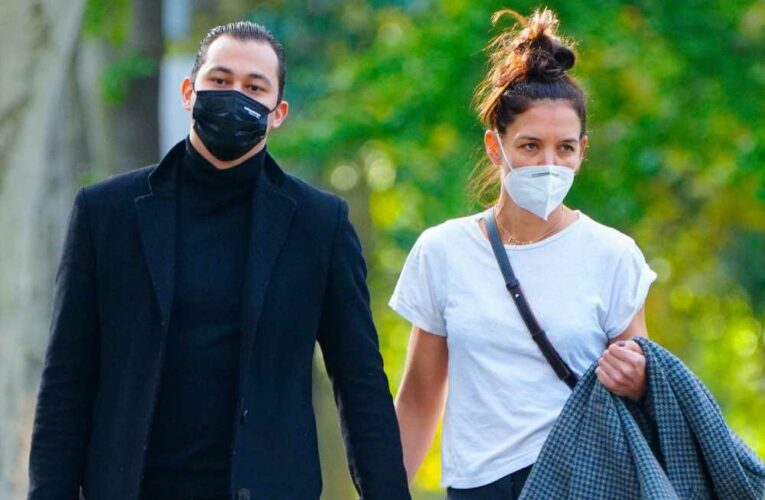 Katie Holmes and Emilio Vitolo Jr.'s romance is fizzling out