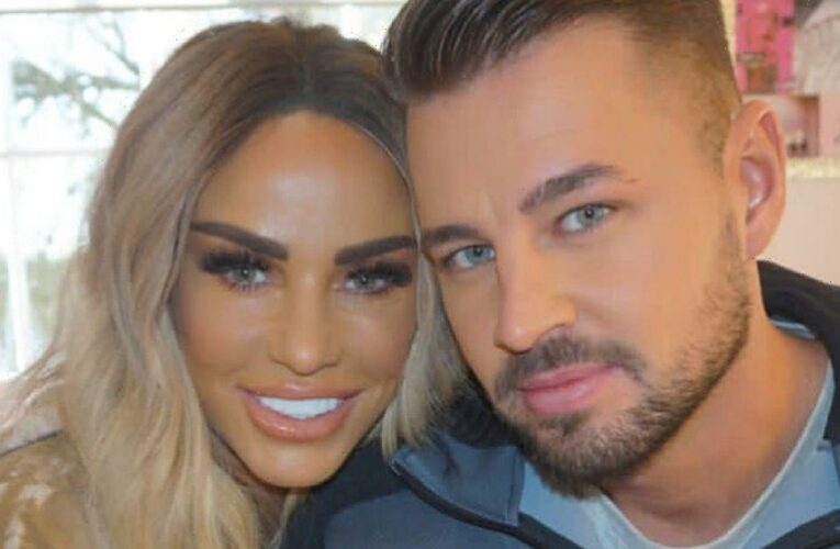 Katie Price admits she and fiancée Carl Woods aren't allowed to like other people's Instagram photos