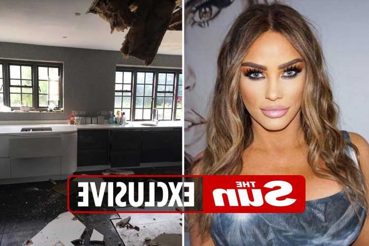Katie Price lined up for Changing Rooms-style TV show as she renovates her £2m 'mucky mansion'