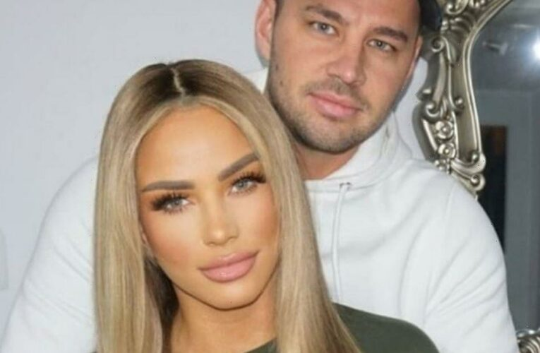 Katie Price 'struggling with pain' as she and boyfriend Carl Woods 'suffer bad reactions' to coronavirus vaccine
